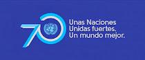 Naciones Unidas cumple 70 años