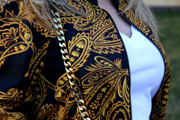Baroque Jacket from Urban Outfitters