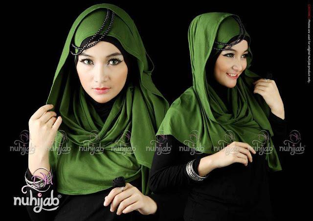 Photos mode hijab