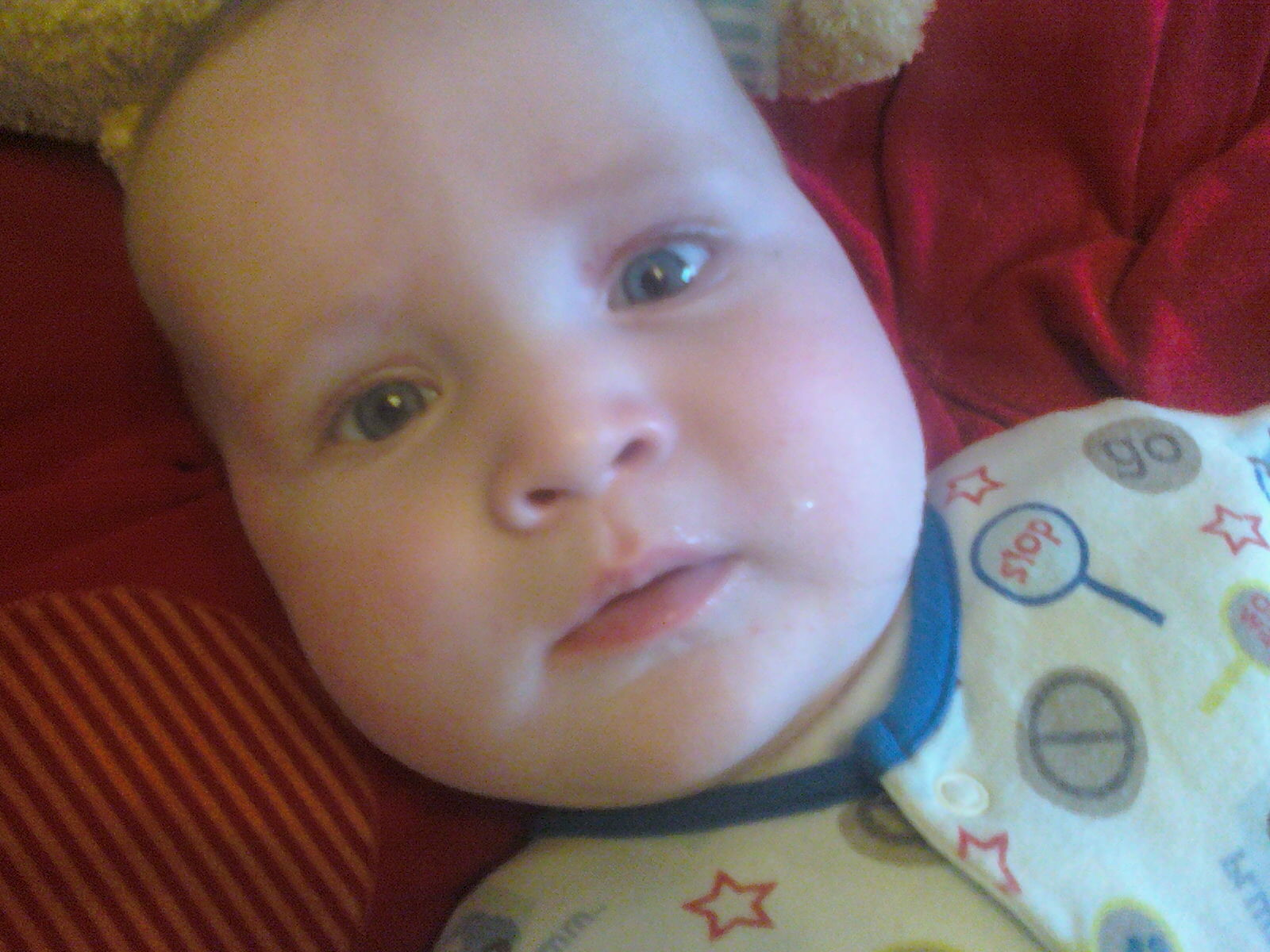 My Boy Ieuan Is 6