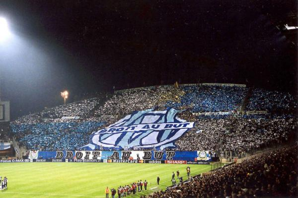 Marsella stade v lodrome for Porte 7 stade velodrome