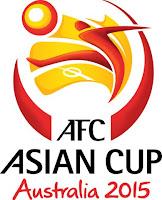 Jadwal Piala Asia 2015