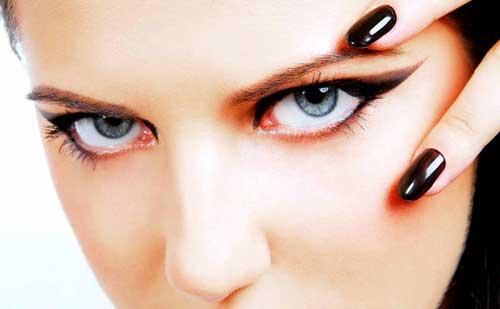 Como delinear los ojos paso a paso