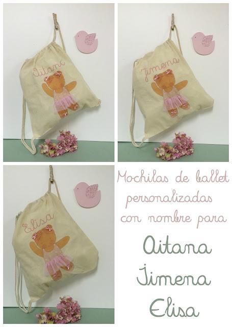 mochilas-ballet-infantiles-personalizadas