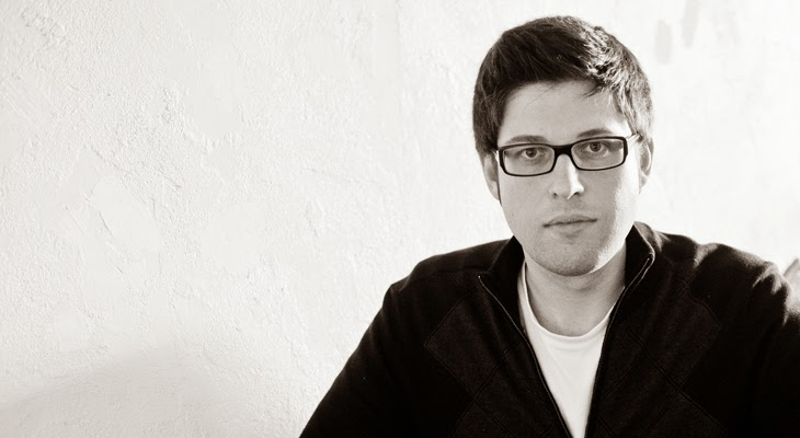 Orlando Author David James Poissant, by Ashley Inguanta