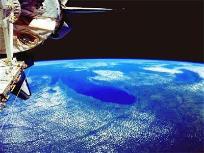 Fotos increíbles desde el espacio.