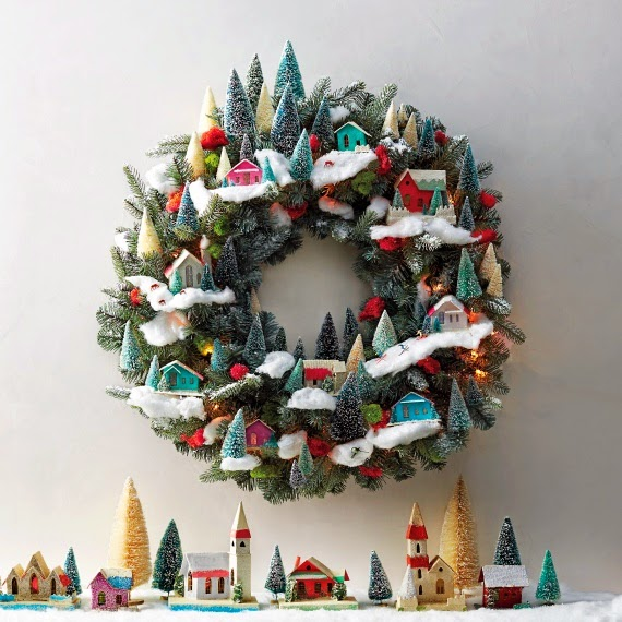 Wreath Martha Stewart