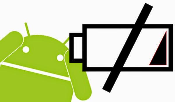 Mengatasi Batrai Android Boros
