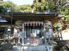 龍口寺七面堂