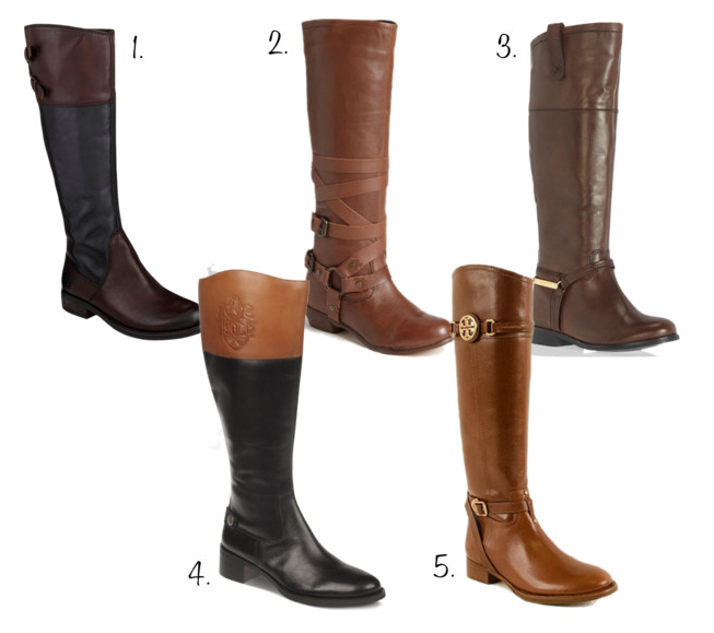 Something Delightful : {Guest Post} A Pop Of Style - Riding Boots