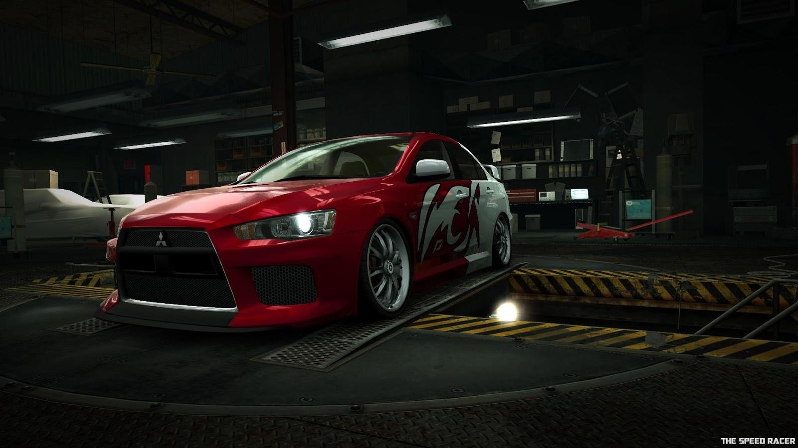 """Mitsubishi Lancer Evolution X """"Style-T"""""""