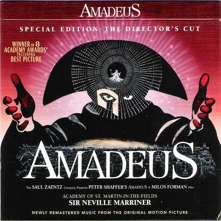 Amadeus Soundtrack (Special Edition: The Director's Cut) (Wolfgang Amadeus Mozart)