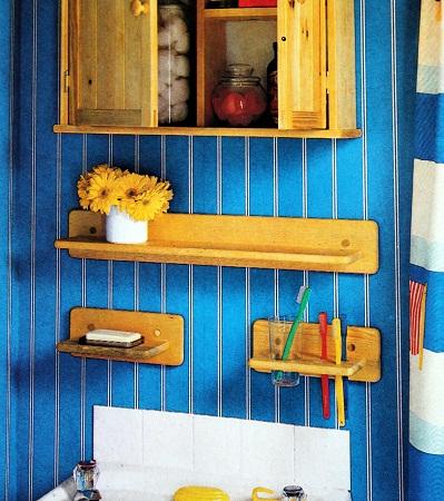 Como hacer accesorios de madera para el for Bricolaje en madera gratis