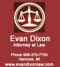 Evan Dixon, Attorney