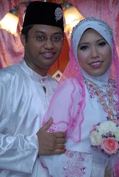 Hari pernikahanku