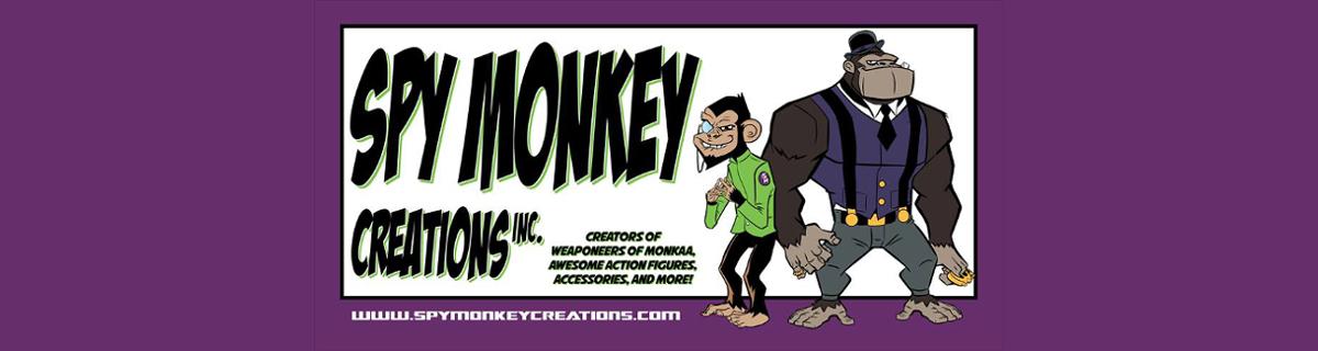 Spy Monkey Creations Inc.
