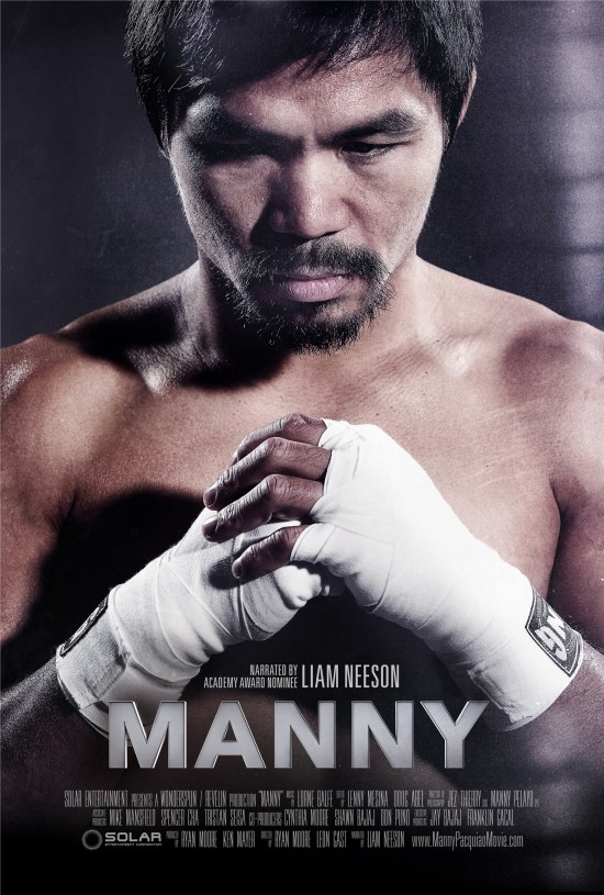 Manny แมนนี่ ปาเกียว วีรบุรุษสังเวียนโลก