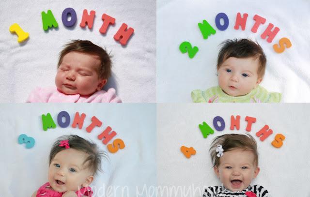 Perkembangan bayi 1 2 3 4 5 6 bulan pertama