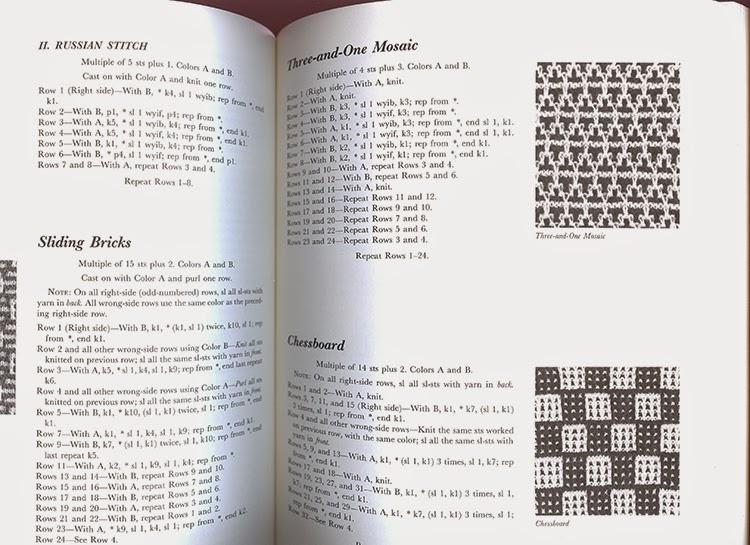 N E E D L E P R I N T A Second Treasury Of Knitting Patterns 22