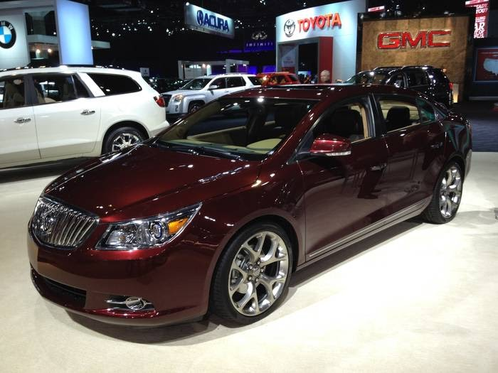 2013 buick lacrosse review and prices. Black Bedroom Furniture Sets. Home Design Ideas