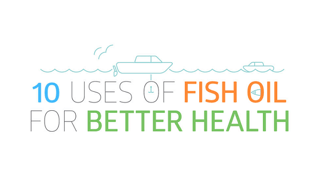 10 Uses Of Fish Oil For Better Health