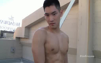 Gay Jack off asian