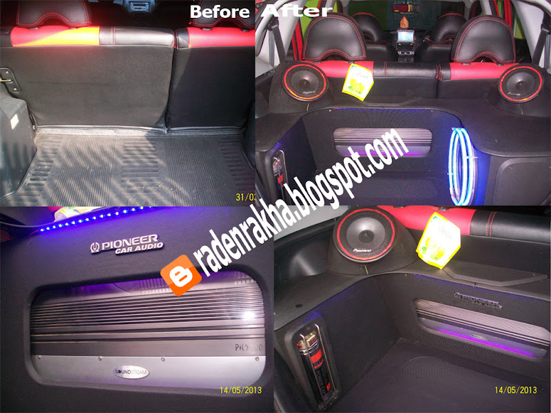 Interior: Full MB-tech cover jok title=