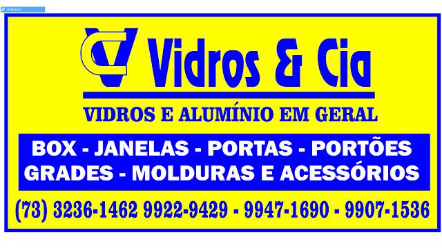 VIDROS & CIA