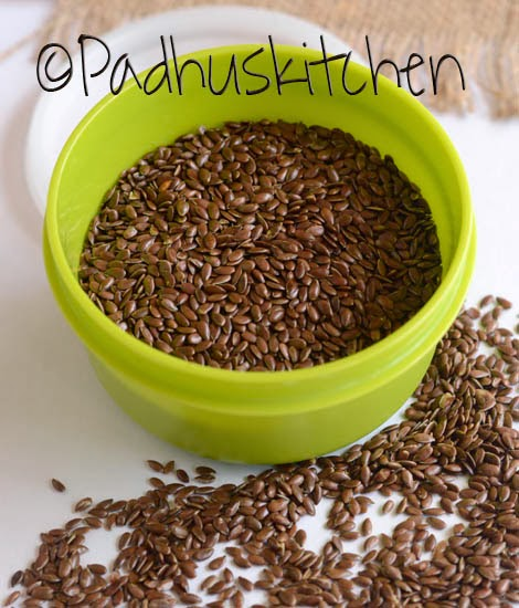 how to cook flax seeds