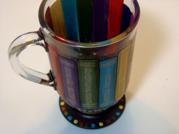 Cookbook Lovers Coffee Mug