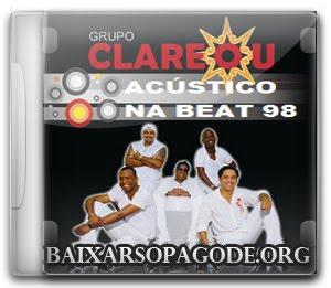 CD Clareou - Acústico Na Beat 98 (2012)