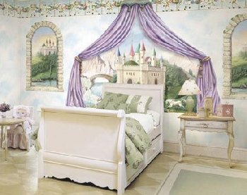 How to design Your Personal Princess Bedroom Style in 4 Easy Steps ...