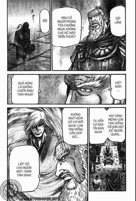 Chú Bé Rồng - Ryuuroden chap 211 - Trang 8