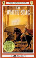 bookcover of THE WHITE STAG   by Kate Seredy