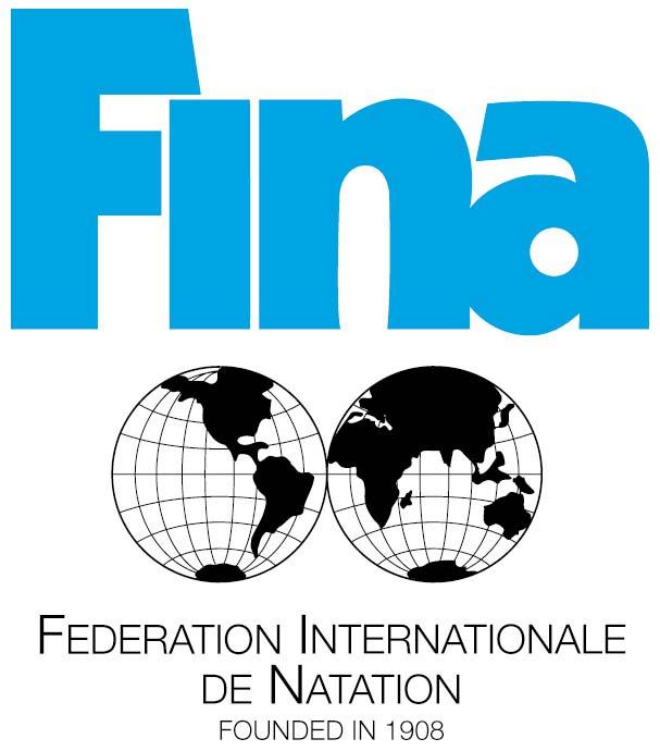 Logo of FINA prior to 2008