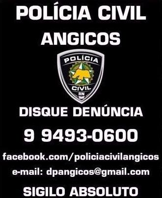 POLICIA CIVIL ANGICOS RN