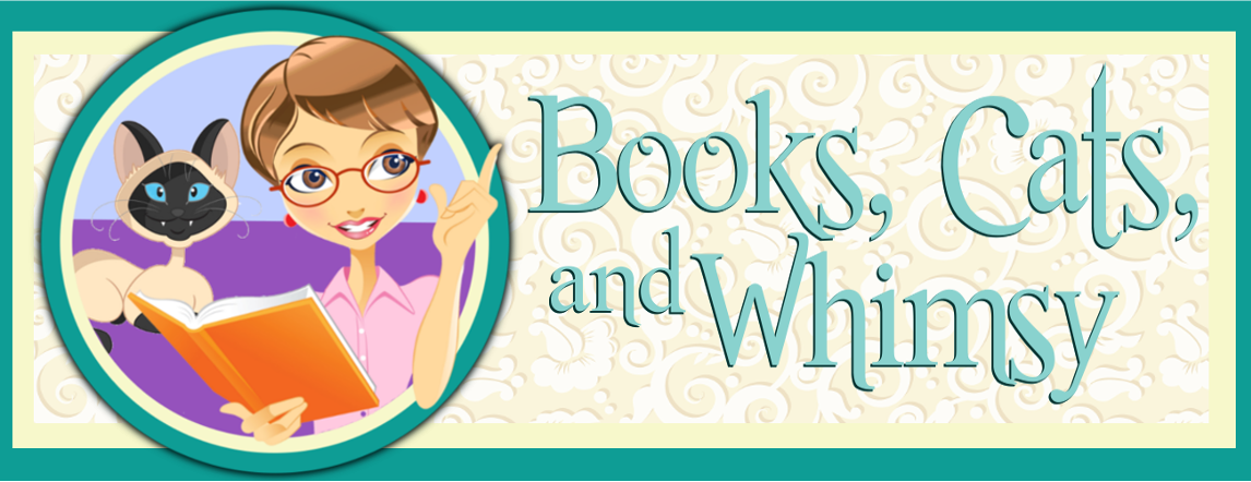 books, cats, and whimsy