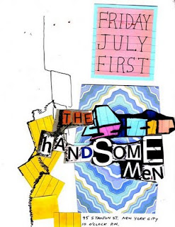 The Handsome Men Return to Arlene's Grocery for a Show on July 1st
