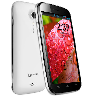 best mobile under 15000 - Micromax A116 Canvas HD