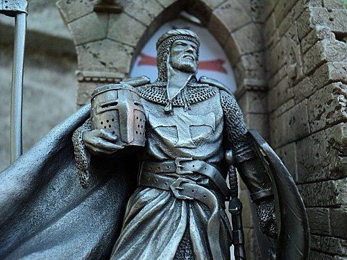 Cavaleiro Cruzado