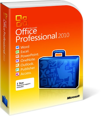Microsoft Office 2010 Professional Plus Full Lifetime Activator+Serial Key