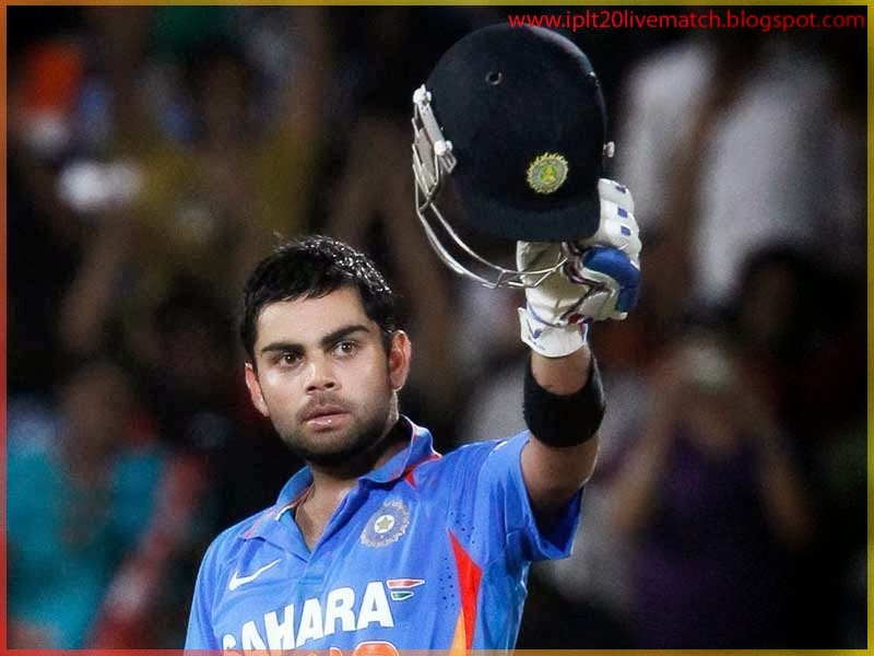 Virat Kohli Career Performance and Virat Kohli ODIs Twenty20 IPL Test Match All Records