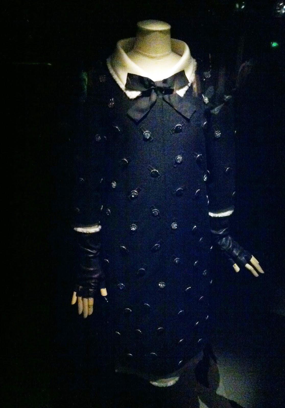 Manteau Chanel in Déboutonner la mode