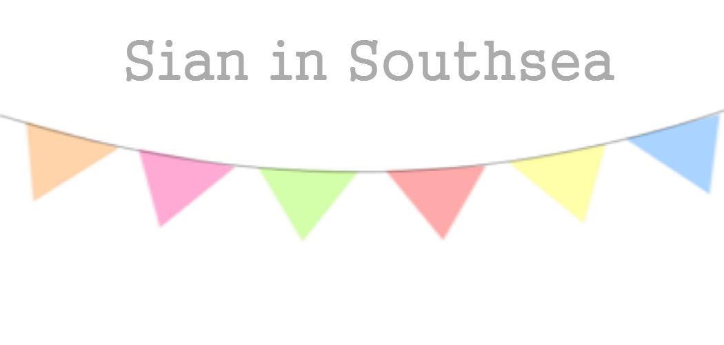 Sian in Southsea