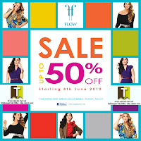 FLOW End of Season Sale 2012