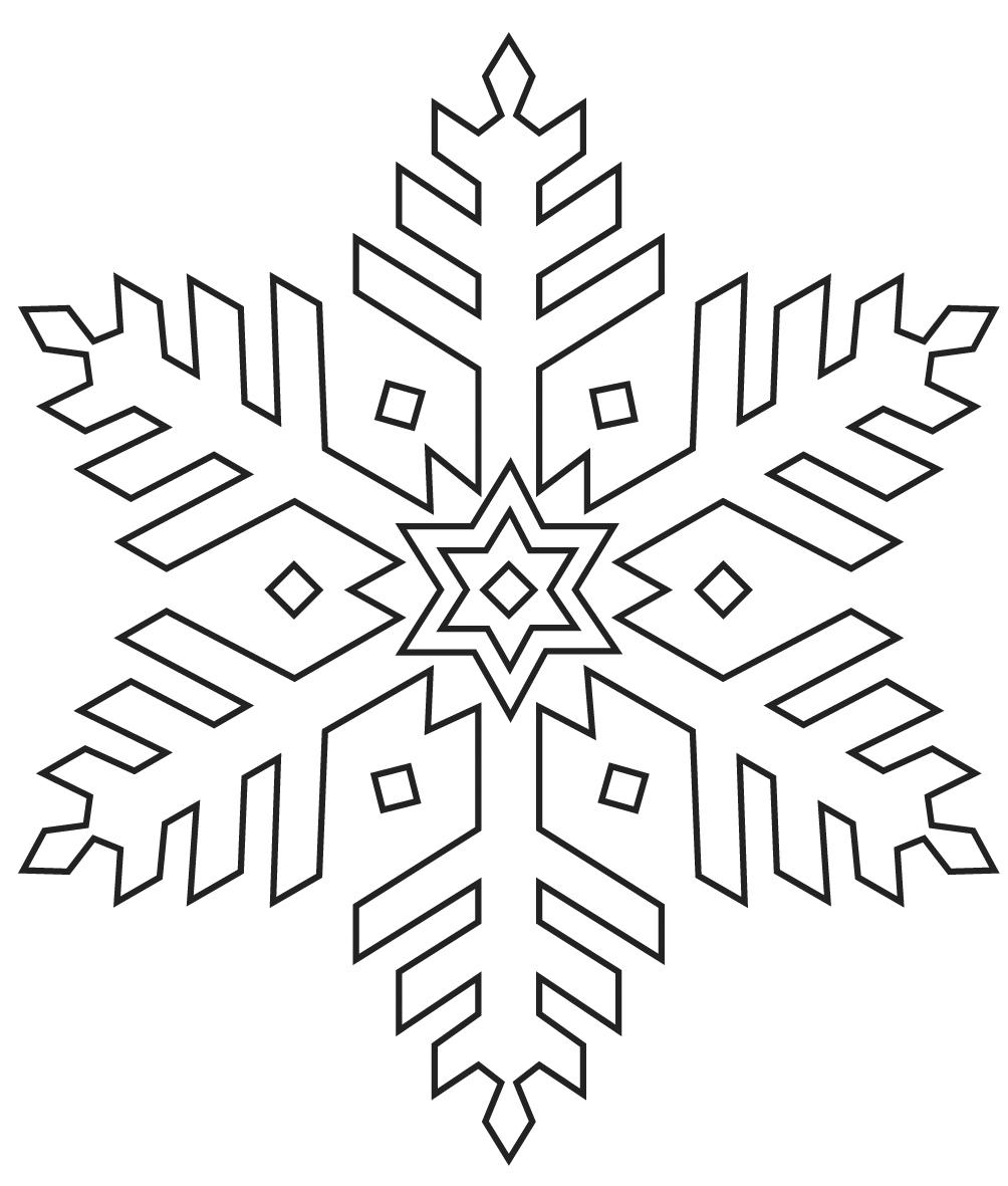 Ziemlich Gefrorene Schneeflocken Vorlagen Galerie - Entry Level ...