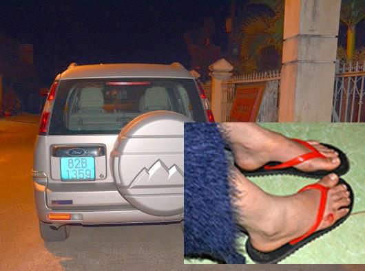 Gia Lai: Vì sao cô gái bị ô-tô kéo lê trên phố?
