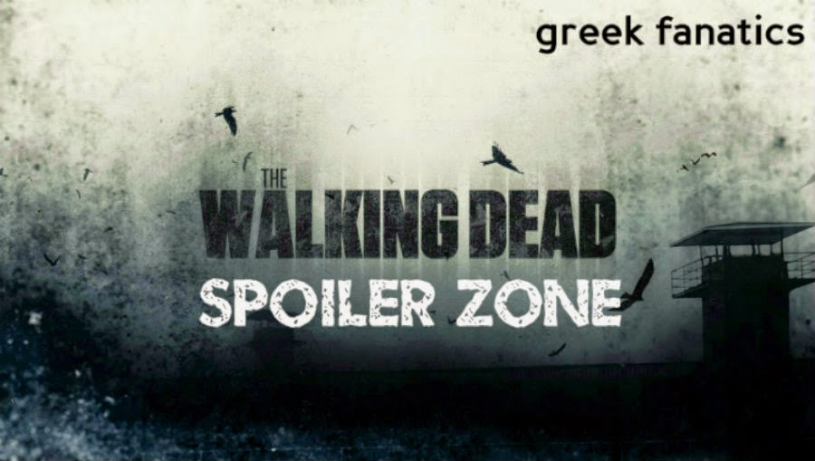WALKING DEAD Greek Fanatics