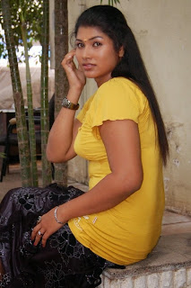 Hot Tamil Actress Madhushree Spicy Photo