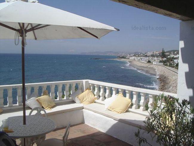 Fotos de terrazas terrazas y jardines terrazas de casas for Casas pequenas de dos pisos